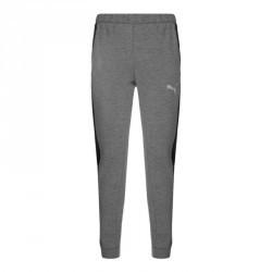 Pantalon fitness homme gris