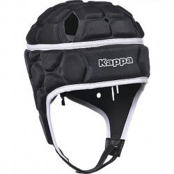 Casque de rugby Kappa Trimo - noir-blanc - XS
