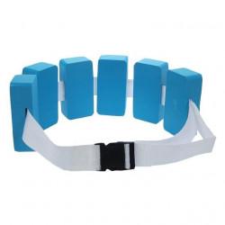 Ceinture de natation Aquabelt bleu