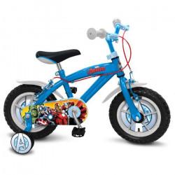 AVENGERS Vélo 12- - Nylon bush - Pneus Gonflables - Freins Caliper