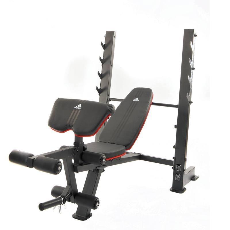 Avis test banc de musculation pro bench adidas prix - Banc de musculation decathlon ...