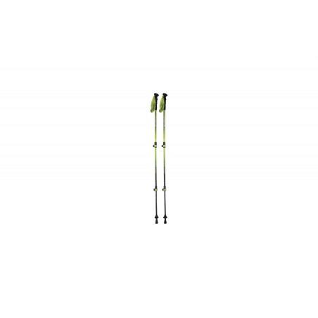 Raidlight Bâtons Vertical Carbon 3 Bâtons de marche