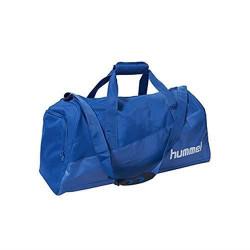 hummel Authentic Charge Sac de Sport Mixte, True Blue, 65 x 32 x 33 cm 200910-7045