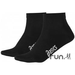 Asics 2 paires Socquettes Tech Chaussettes