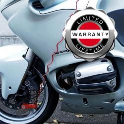 Master Lock 8303EURDPS Antivol Moto ou Trottinette Electrique Bloque Disque Rouge