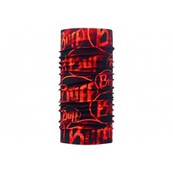Buff Original Multi Logo Orange Fluor Tours de cou
