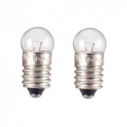 Ampoule pour feu arrière de vélo 0,6 W 6 V - Par 2
