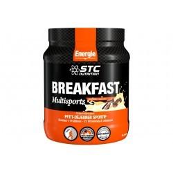 STC Nutrition Breakfast Multisport 450g - Cappuccino Diététique Boissons