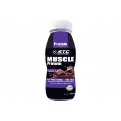 STC Nutrition Muscle Protein 250ml - Chocolat Diététique Protéines / récupération