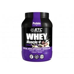 STC Nutrition Whey Muscle+ 750g - Vanille Diététique Protéines / récupération