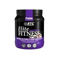 STC Nutrition Elite Fitness - Chocolat 350 g Diététique Protéines / récupération
