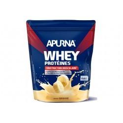 Apurna Whey Protéines - Banane Diététique Protéines / récupération