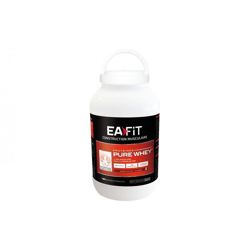 EAFIT Pure Whey Chocolat 2.2kg Diététique Protéines / récupération
