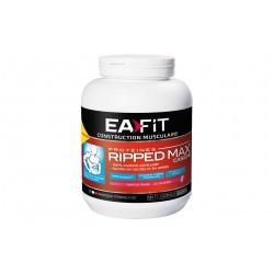 EAFIT Ripped Max Caseine Fraise 750g Diététique Protéines / récupération