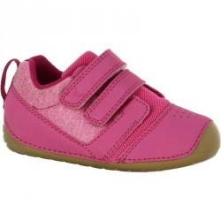 Chaussures gym I LEARN ROSE FUSCHIA BRUN