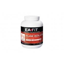 EAFIT Protéines Pure Isolate 750g - chocolat Diététique Protéines / récupération