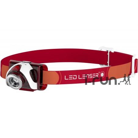 Led Lenser SEO5 Frontale / éclairage