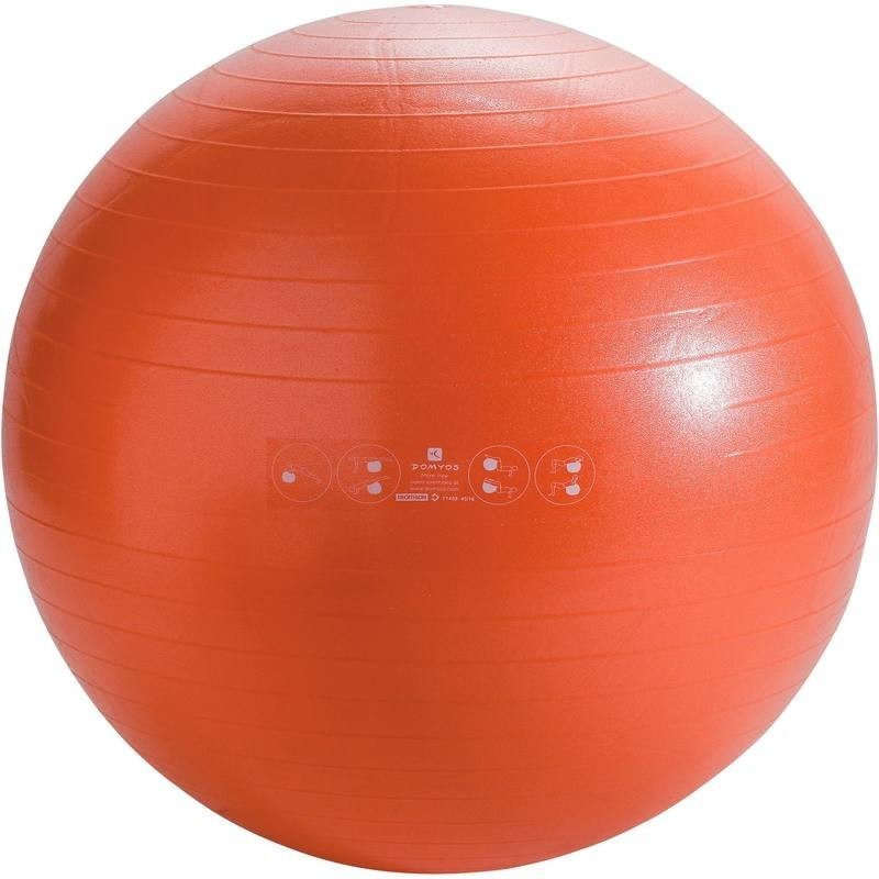 BALLON DE GYM ET PILATES ANTI ECLATEMENT LARGE