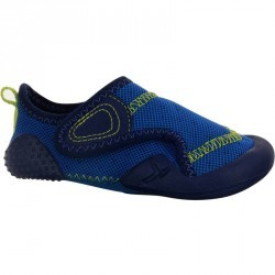 Chaussons Baby Gym BABYLIGHT  bleu marine