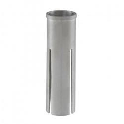 Adaptateur tube direction vélo potence plongeur 22.2 à 25.4 mm