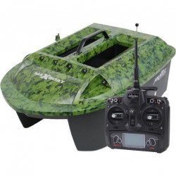 ANATEC Maxboat Ivy + DE-SR07 - Bateau Amorceur Batteries Lithium