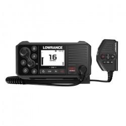 Lowrance Link-9 VHF Radio w-DSC &amp AIS Receiver