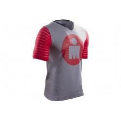 Compressport Training Tshirt Ironman M vêtement running homme