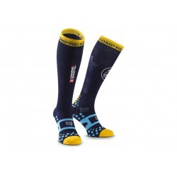 Compressport Chaussettes UTMB® 2017 Detox Recovery Chaussettes