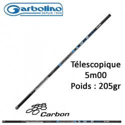 Canne coup télescopique Garbolino partner whip 308 en 5M