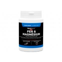 Nutrisens Sport Fer & Magnésium Diététique Compléments