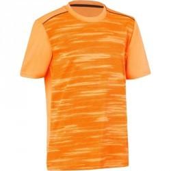 T-Shirt manches courtes Gym Energy garçon orange
