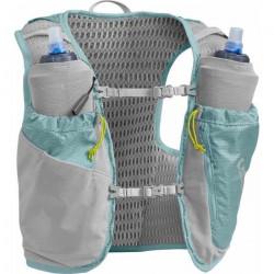 Camelbak Ultra Pro Vest 7 litres Aqua Seal Silver Femme - Taille:XS