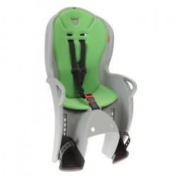 HAMAX Siège Enfant Kiss - Gris + Vert