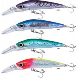 Leurre coulant yo-zuri 3d magnum - 18cm 100 18 a l'unité coulant cpni n°6-0 sardine