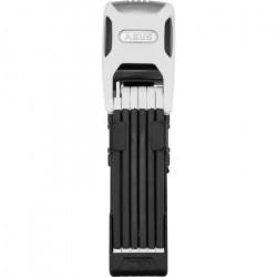 ABUS Bordo Alarm 6000A/90 SH - Antivol vélo - blanc/noir