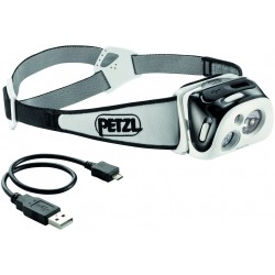 Petzl Reactik - 220 lumens Frontale / éclairage