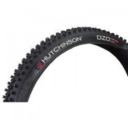 Hutchinson AS27225D Dzo Pneu de vélo Noir