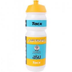 Tacx bouteille d'eau Astana jaune / blanc 750 ml