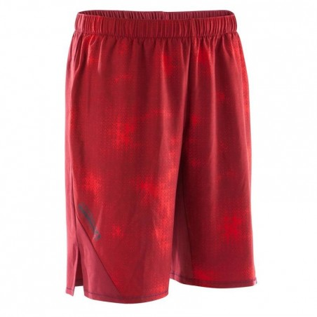 SHORT MUSCLE 500 ROUGE