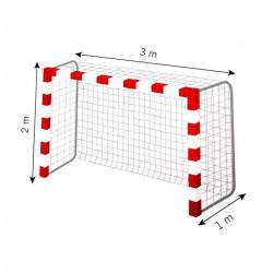 Filet de handball Filet hand 4mm la paire
