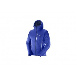 Salomon Drifter Air Hoodie M vêtement running homme