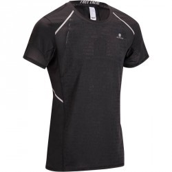 T-shirt fitness cardio homme noir Energy Xtrem