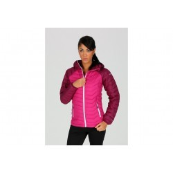 Columbia Powder Lite Hooded W vêtement running femme
