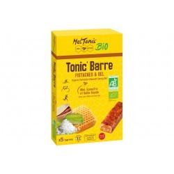 MelTonic Etui Tonic'Barre BIO - Pistache Fleur de Sel Diététique Barres