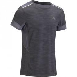 T-shirt fitness cardio homme gris foncé Energy