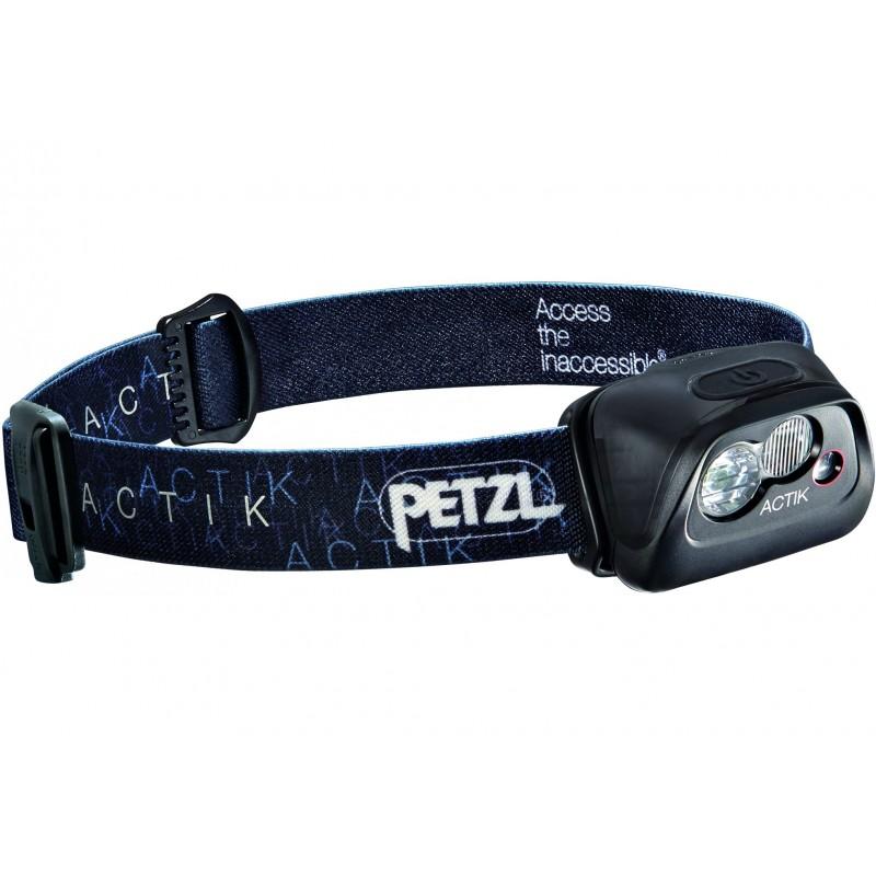 Petzl Actik - 300 lumens Frontale / éclairage