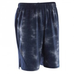 SHORT MUSCLE 500  BLEU AOP