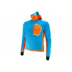 Uglow Rain Jacket Hybrid M vêtement running homme