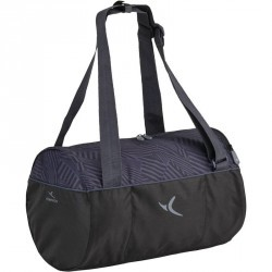 Sac fitness noir tube S