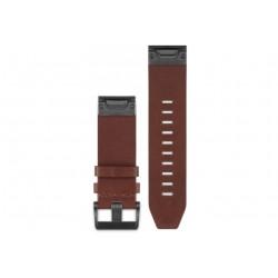 Garmin Bracelet cuir QuickFit - 26mm Accessoires montres/ Bracelets